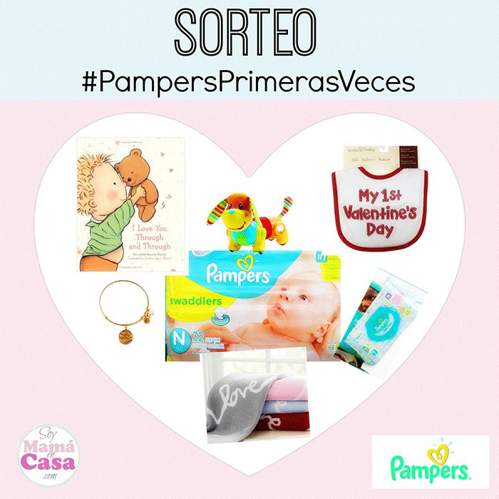 sorteo pampers