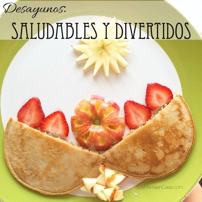 Desayunos saludables y divertidos con frutas for Como secar frutas para decoracion