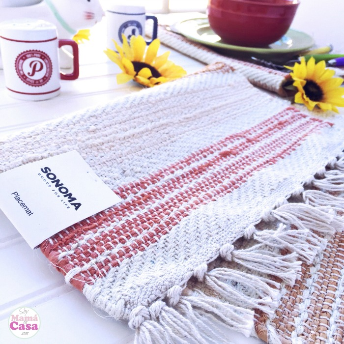 placemat home decor