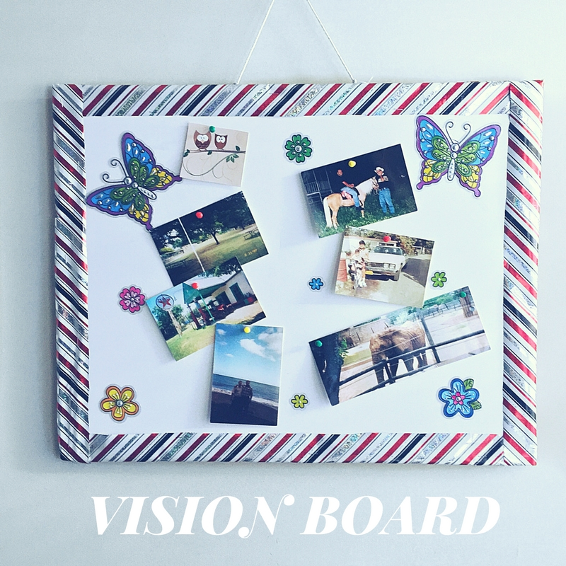 Vision Board Tutorial